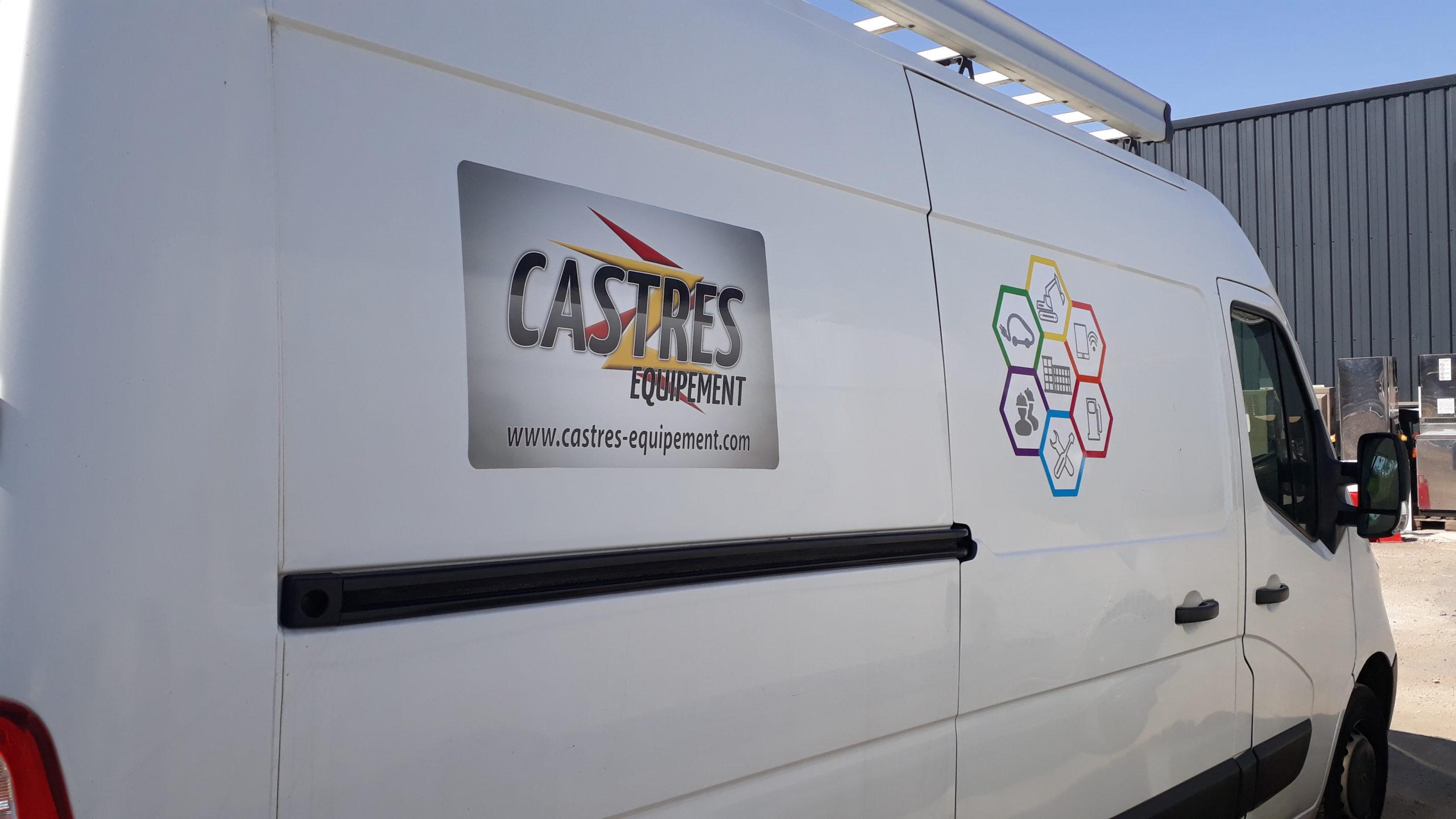 Castres équipement