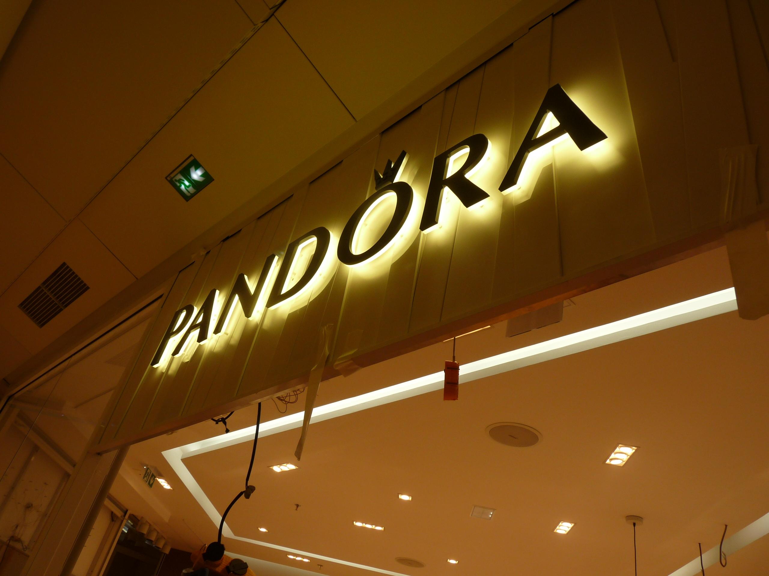 Pandora | Tours Enseignes
