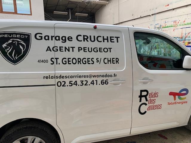 Garage cruchet